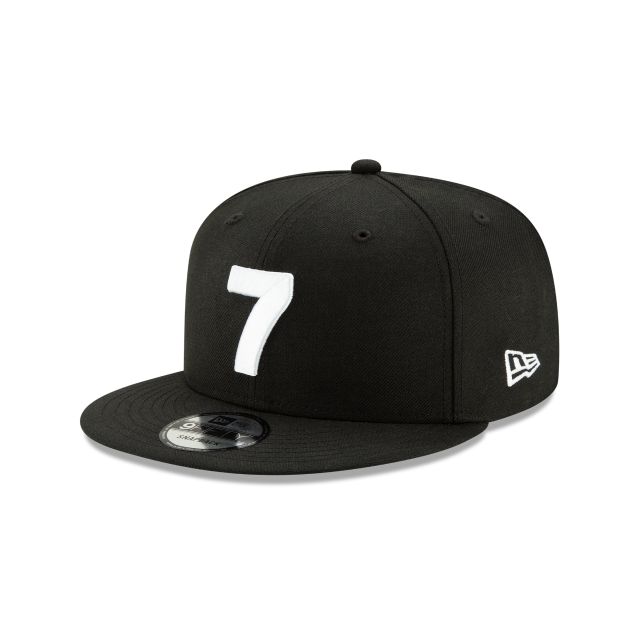New Era Compound Negra 9fifty Snapback | New Era Cap