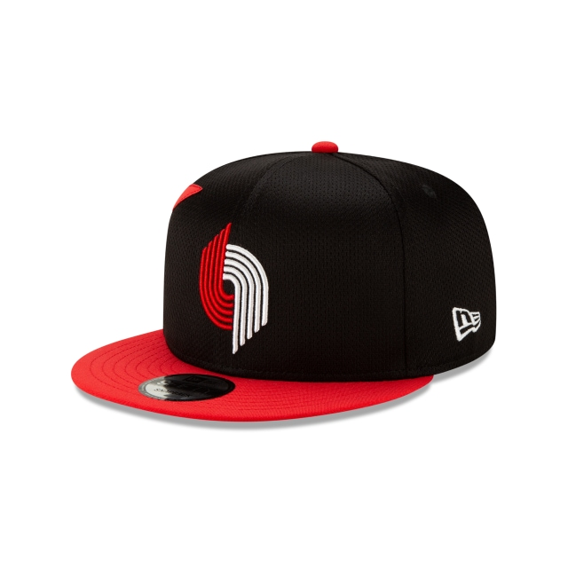 Portland Trailblazers Nba Hardwood Classics  9fifty Snapback | New Era Cap