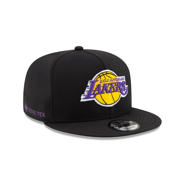 Los Angeles Lakers Gore-tex  9fifty Snapback | La Lakers Caps | New Era Cap