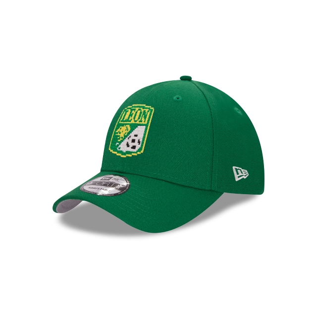 Club León Pixel Collection  9FORTY Strapback | Gorras de Club León | New Era México