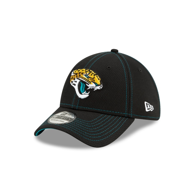 Jacksonville Jaguars Nfl Sideline Established Road  39thirty Elástica | Jacksonville Jaguars Caps | New Era Cap