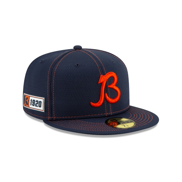 Chicago Bears Nfl Sideline Established Road  59fifty Cerrada | New Era Cap