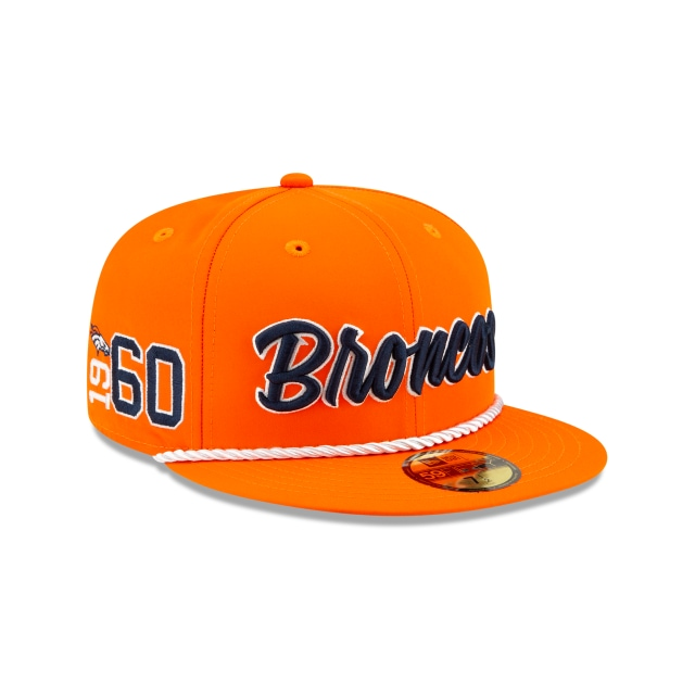 Denver Broncos NFL Sideline Established Home  59FIFTY Cerrada | Gorras de Denver Broncos | New Era México