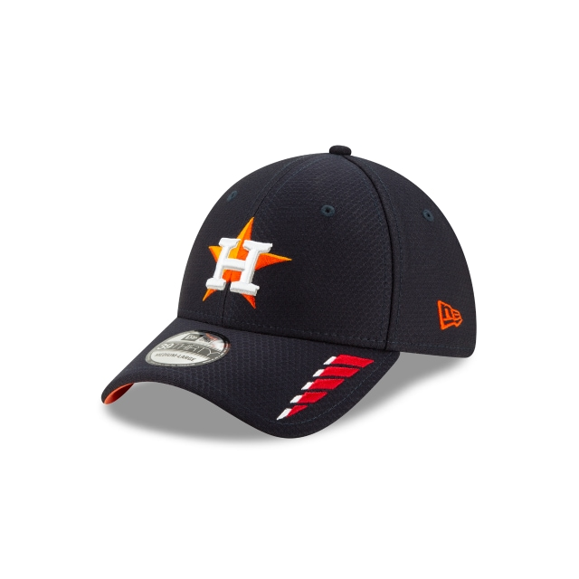 Houston Astros Rush  39thirty Elástica | New Era Cap