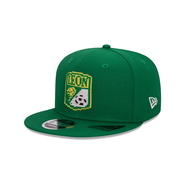 Club León Pixel Collection  9FIFTY OF Snapback | Gorras de Club León | New Era México