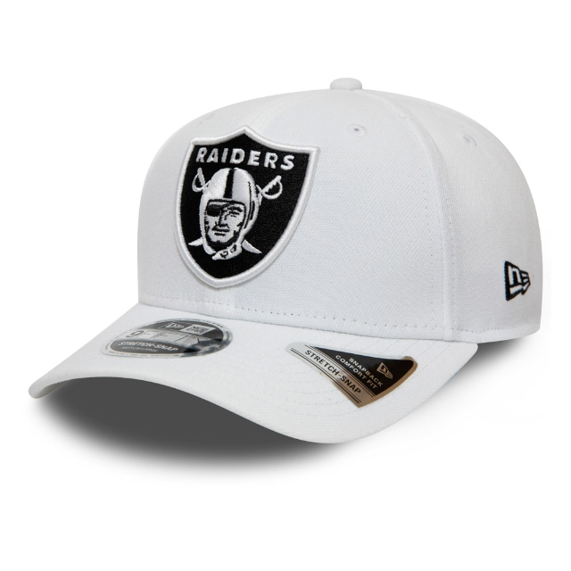 Las Vegas Raiders NFL Lifestyle  9FIFTY SS Snapback | Gorras de Las Vegas Raiders | New Era México