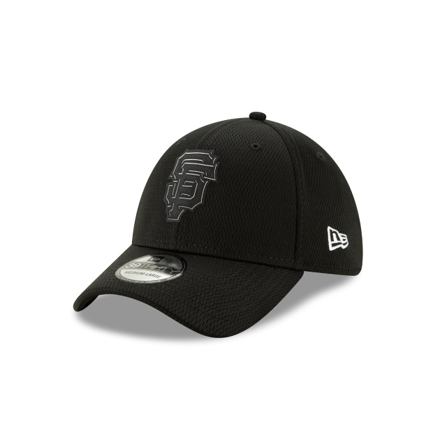 San Francisco Giants Clubhouse Black Edition 2019  39thirty Elástica | San Francisco Giants Caps | New Era Cap