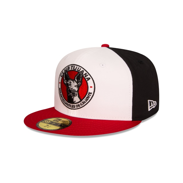 Xolos de Tijuana Prolight Collection  59FIFTY Cerrada | Gorras de Xolos de Tijuana | New Era México