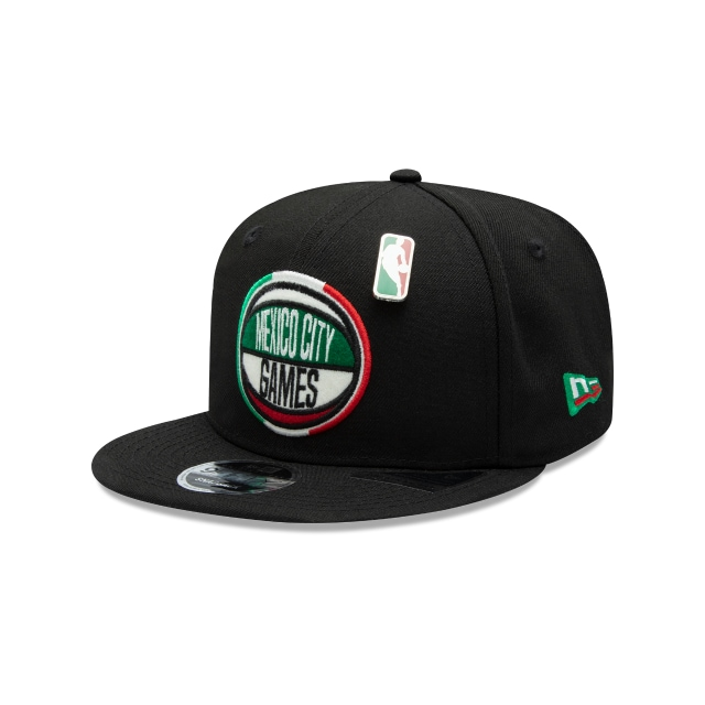 Logo Nba Mexico City Games 2019  9fifty Snapback | New Era Cap