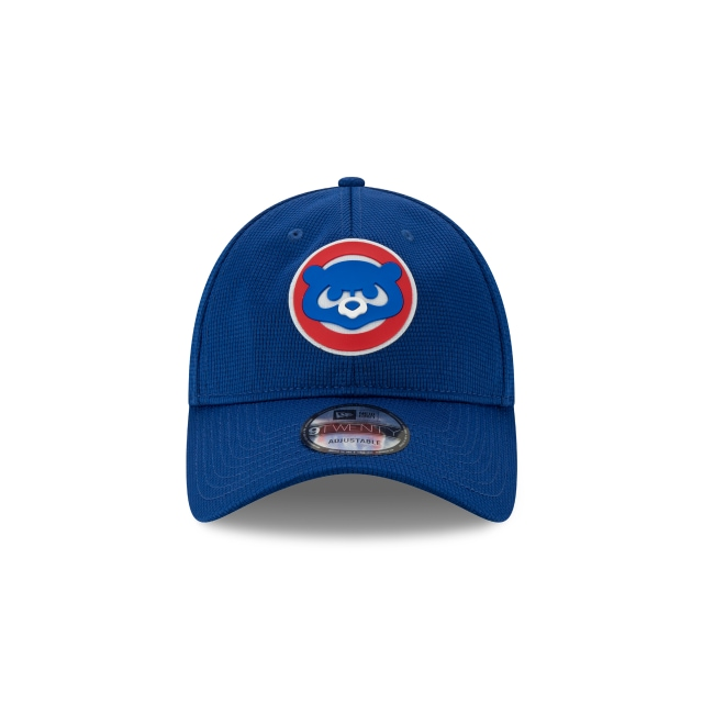Chicago Cubs MLB Clubhouse 2020  9TWENTY Strapback | Gorras de Chicago Cubs | New Era México