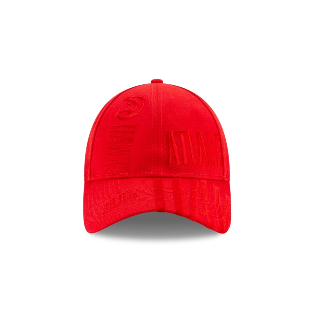 Atlanta Hawks Nba Tip Off 2019  9twenty Strapback | Atlanta Hawks Caps | New Era Cap