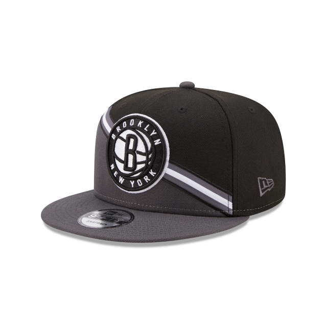 Brooklyn Nets Color Cross  9FIFTY Snapback | Gorras de Brooklyn Nets | New Era México