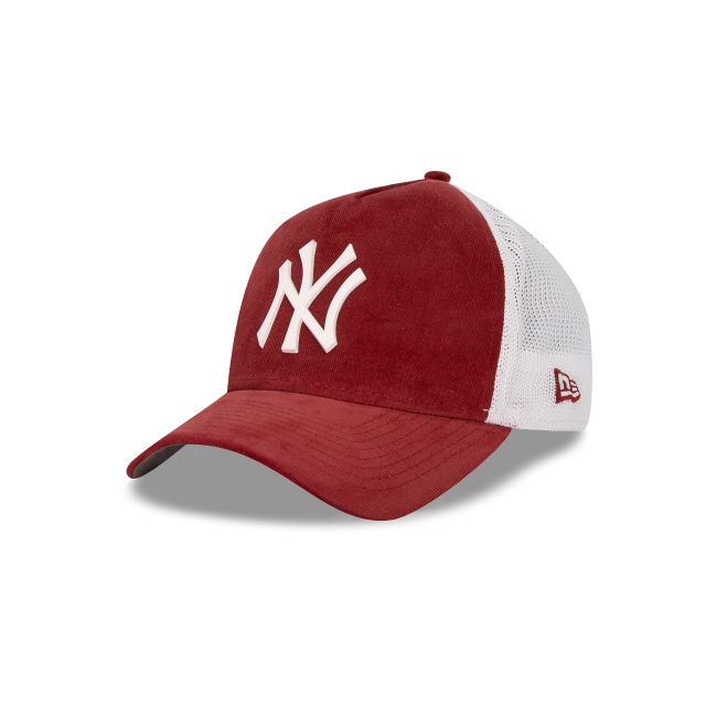 New York Yankees Luxe  9forty Trucker Snapback | New Era Cap