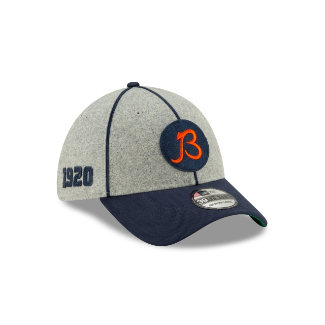 Chicago Bears Nfl Sideline Established Home  39thirty Elástica | New Era Cap
