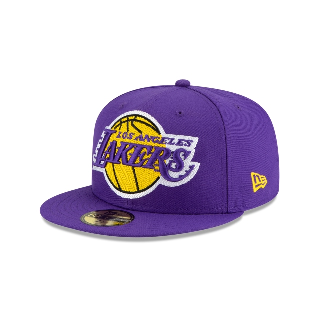 Los Angeles Lakers Threads Collection  59fifty Cerrada | New Era Cap