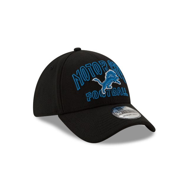 Detroit Lions NFL Draft 2020  39THIRTY Elástica | Gorras de Detroit Lions | New Era México