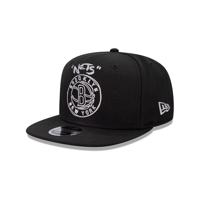 Brooklyn Nets NBA Lifestyle  9FIFTY OF Snapback | Gorras de Brooklyn Nets | New Era México