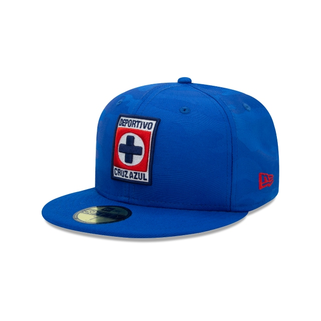 Cruz Azul Camo Collection  59fifty Cerrada | New Era Cap