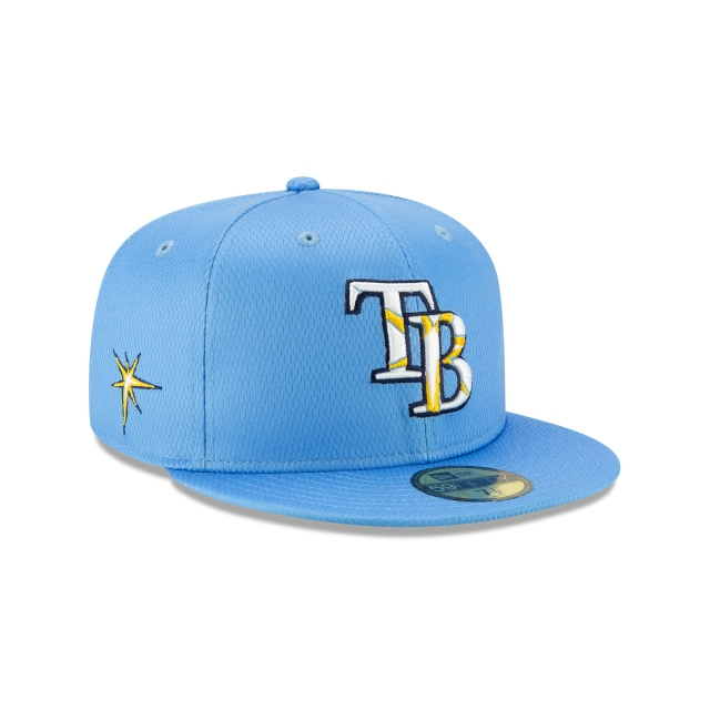 Tampa Bay Rays MLB Batting Practice 2020  59FIFTY Cerrada | Gorras de Tampa Bay Rays | New Era México