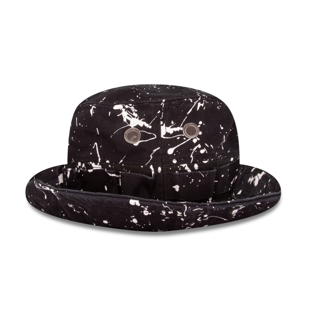 New Era Splash Paint Bucket Negro | Delivery 4 Caps | New Era Cap