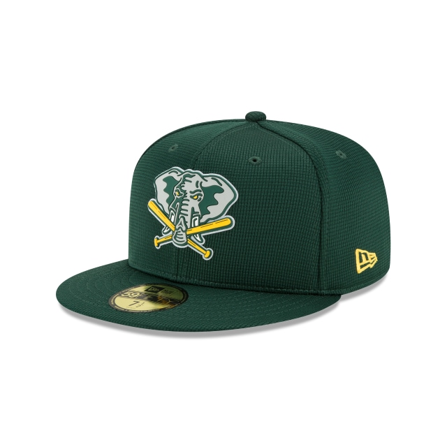 Oakland Athletics MLB Clubhouse 59FIFTY Cerrada Ss21 | Gorras de Oakland Athletics | New Era México
