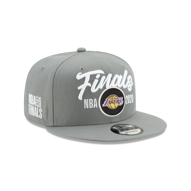 Los Angeles Lakers Finals Locker Room | Gorras de La Lakers | New Era México