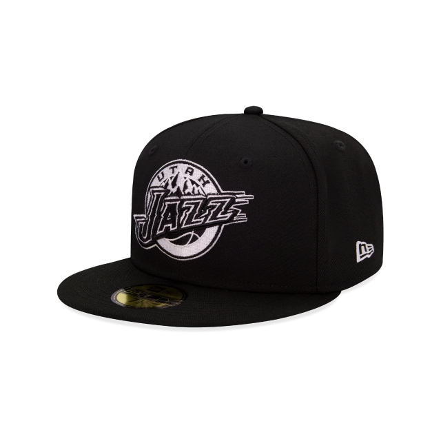 Utah Jazz Nba Hardwood Classics  59fifty Cerrada | New Era Cap