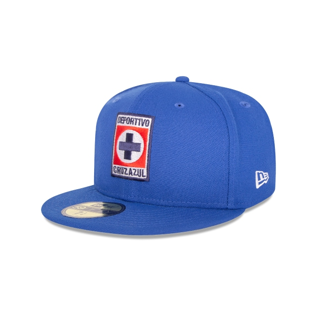Cruz Azul Retro Collection  59fifty Cerrada | New Era Cap