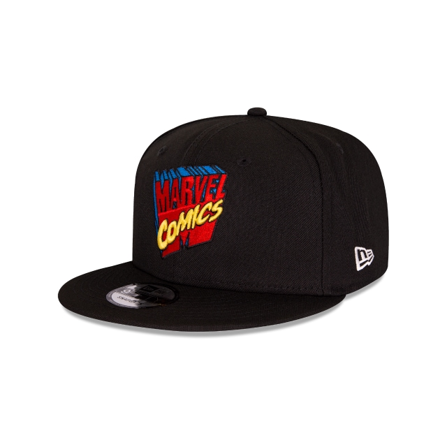 Logo Marvel 80 Aniversario  9fifty Snapback | New Era Cap