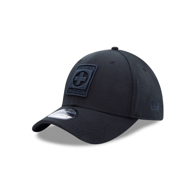 Cruz Azul Basics Black On Black  39thirty Elástica | New Era Cap