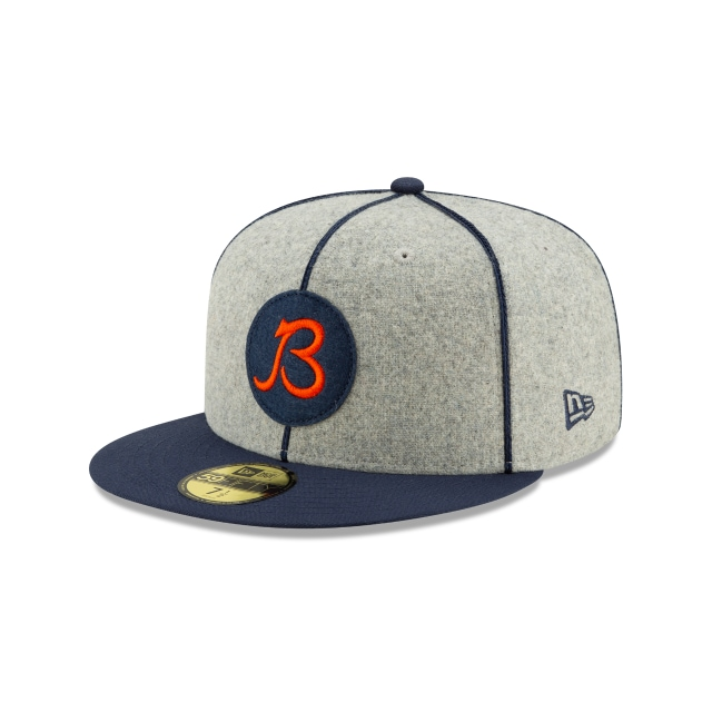 Chicago Bears Nfl Sideline Established Home  59fifty Cerrada | Chicago Bears Caps | New Era Cap