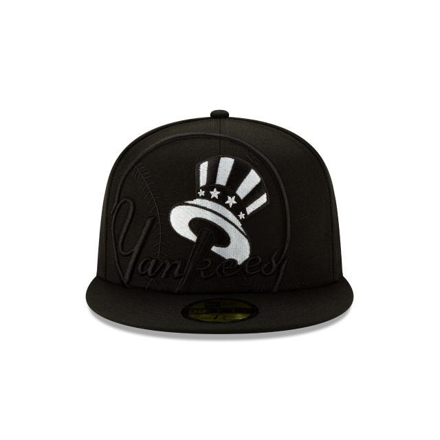 New York Yankees MLB Logo Elements  59FIFTY Cerrada | Gorras de Ny Yankees | New Era México