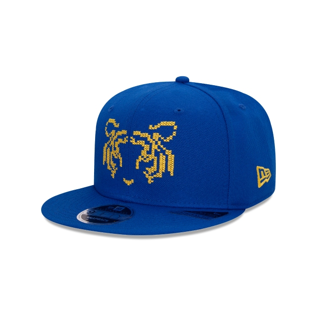 Tigres de La Uanl Pixel Collection  9FIFTY OF Snapback | Gorras de Tigres de La Uanl | New Era México