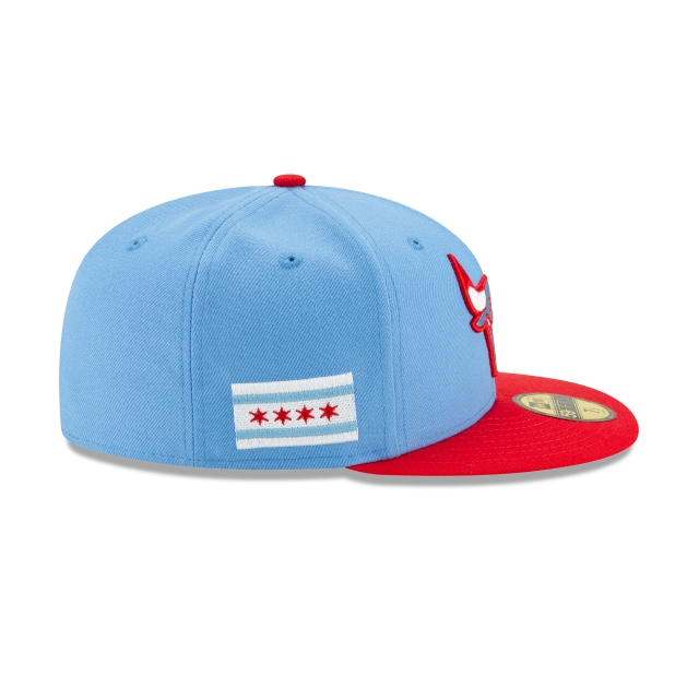 Chicago Bulls NBA City Series 2019  59FIFTY Cerrada | Gorras de Chicago Bulls | New Era México