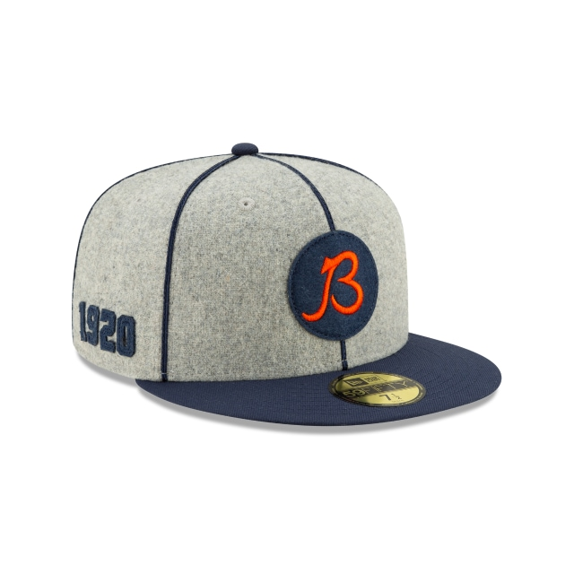 Chicago Bears Nfl Sideline Established Home  59fifty Cerrada | New Era Cap