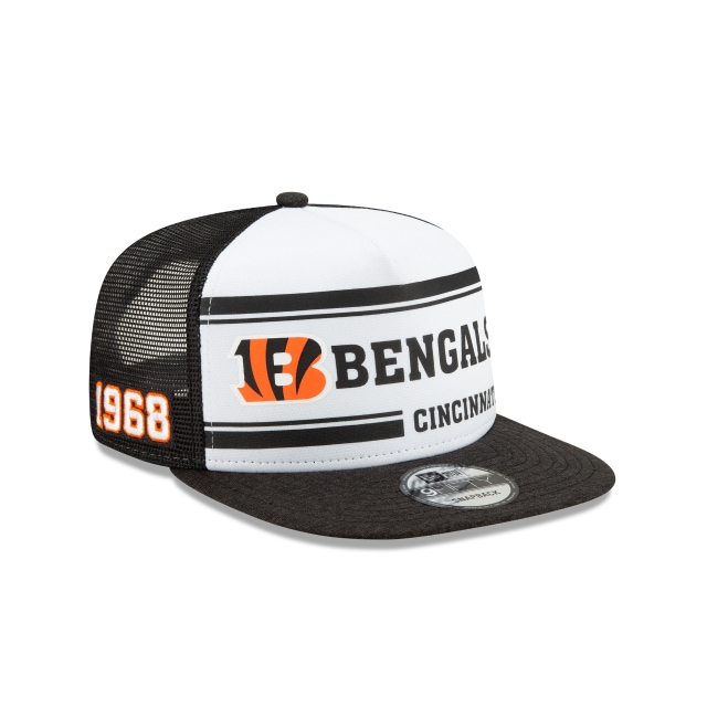 Cincinnati Bengals Nfl Sideline Established Home  9fifty Snapback | New Era Cap