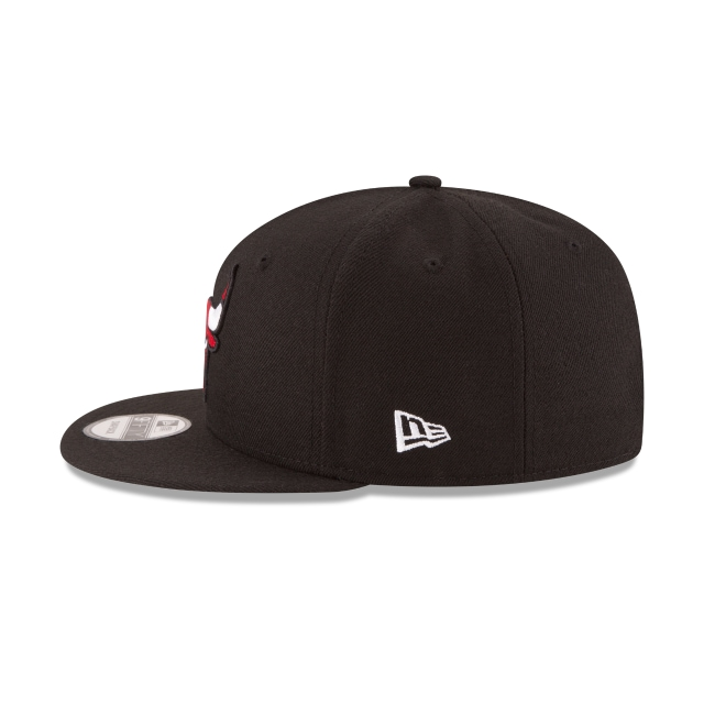 Chicago Bulls Basics  9fifty Snapback | Chicago Bulls Caps | New Era Cap